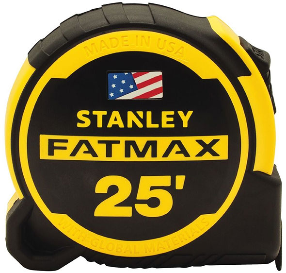 Stanley FatMax FMHT36325 Tape Measure