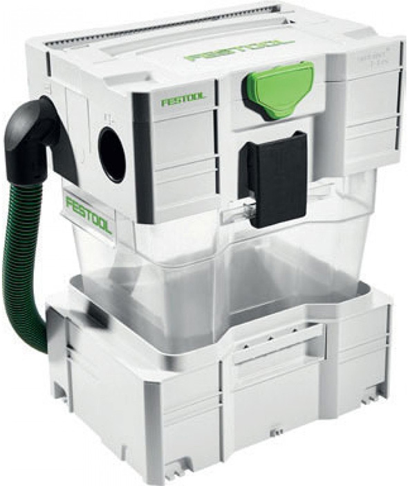 Festool CT Cyclone Assembled