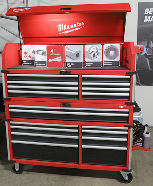 Milwaukee Premium Tool Storage Combo for 2018-2019