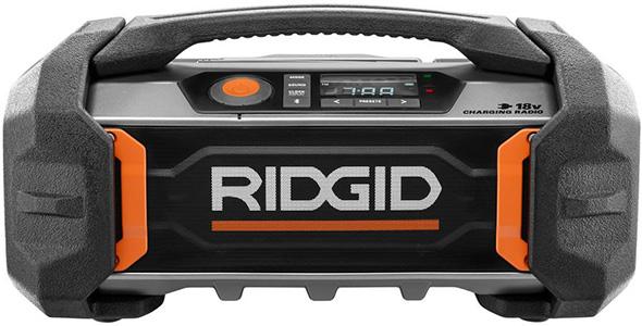 Ridgid 18V Charger Radio