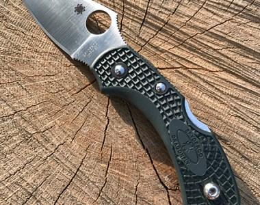 Spyderco Dragonfly Knife Photo by ANTHONY SCULIMBRENE