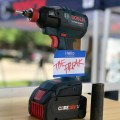 Bosch Freak 18V Impact Driver and Wrench
