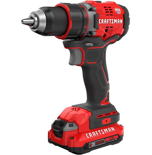 Craftsman 20V Brushless Cordless Drill