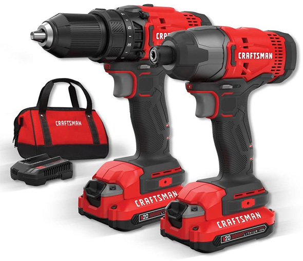 Sears Battery Powered Tools