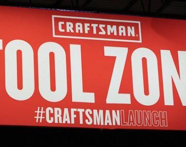 Craftsman Tool Zone 2018 Launch