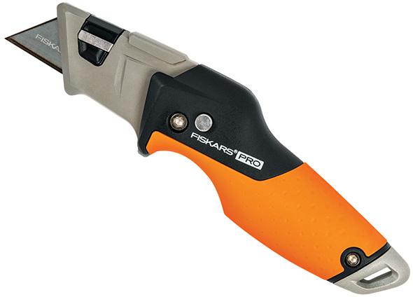Fiskars Pro Folding Utility Knife