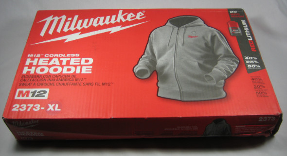 Old Milwaukee Heated Hoodie
