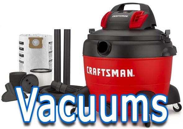 Black Friday 2018 Tool Deals Shop Vacuums