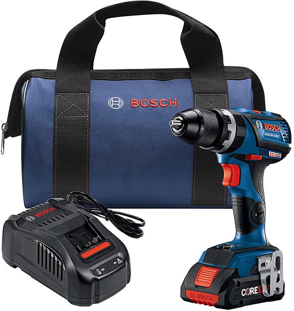 Bosch Bosch GSB18V-535CB15 Brushless Hammer Drill Kit with CORE18V Battery