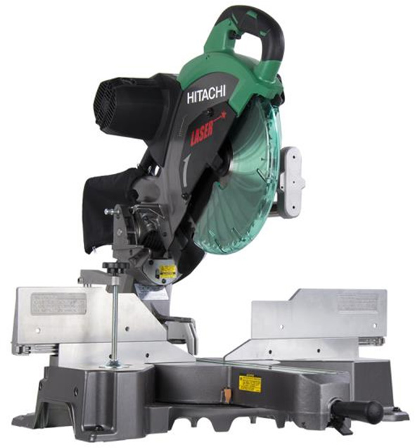 Hitachi C12RSH2 12-inch Sliding Miter Saw