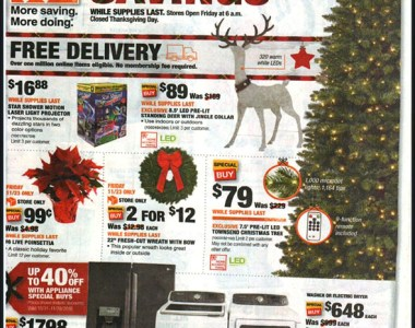 Home Depot Black Friday 2018 Tool Deals Page 1