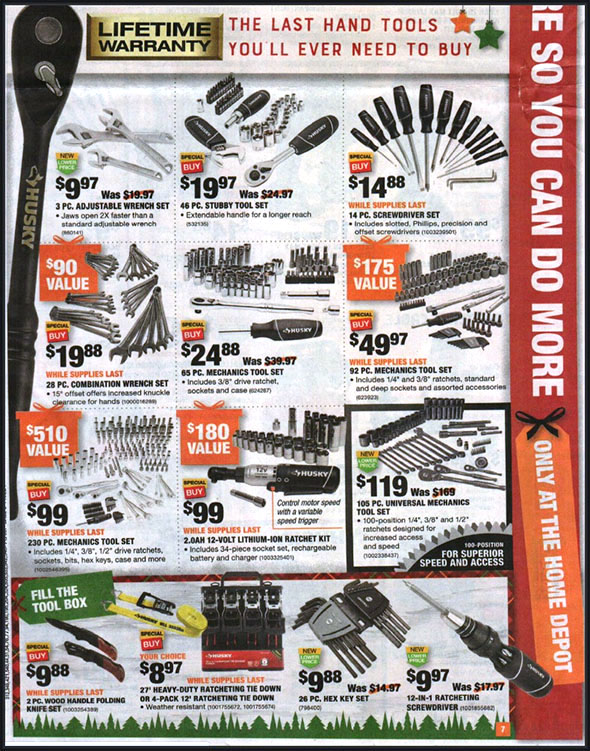 Home Depot Black Friday 2018 Tool Deals Page 8