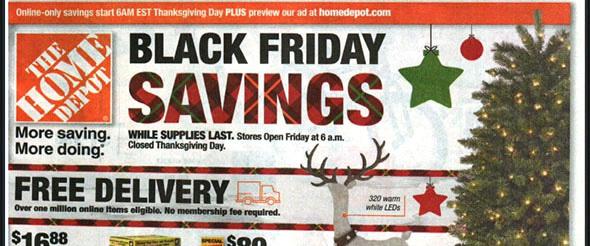 Home Depot Black Friday 2018 Tool Deals