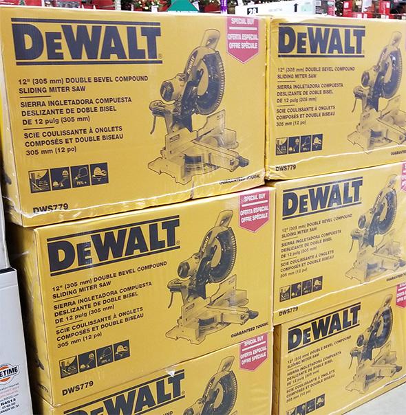 Home Depot Pro Black Friday 2018 Tool Deals Dewalt Miter Saw