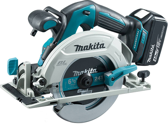 Makita XSH03Z Brushless Circular Saw