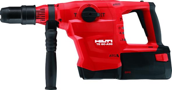 New Hilti TE 60-A36 SDS Max Combihammer