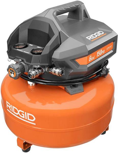 Ridgid OF60150HB Portable Air Compressor