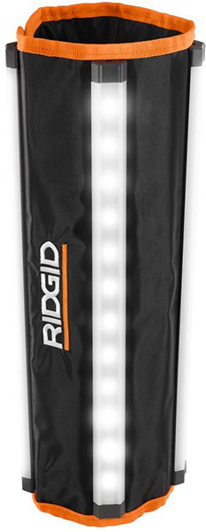 Ridgid R8694520B Cordless LED Mat Light Standing Up