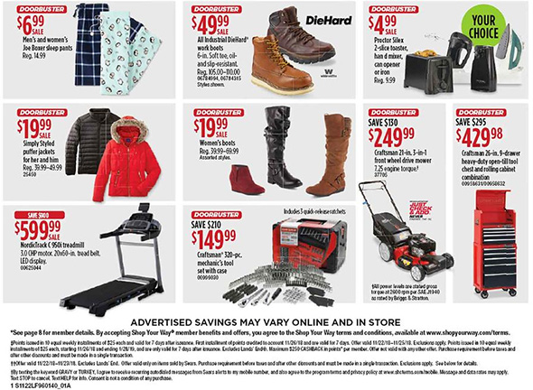 Sears Black Friday 2018 Tool Deals Page 2