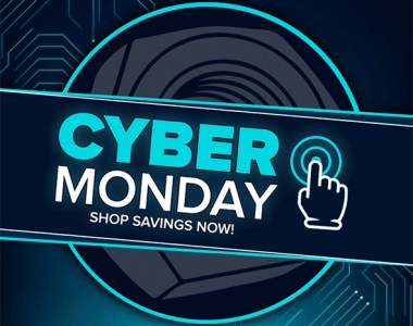 Tool Nut Cyber Monday Banner