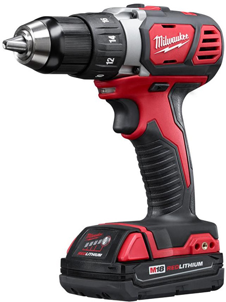 Milwaukee M18 2606 Cordless Drill Driver
