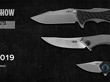 New Zero Tolerance Knives for 2019