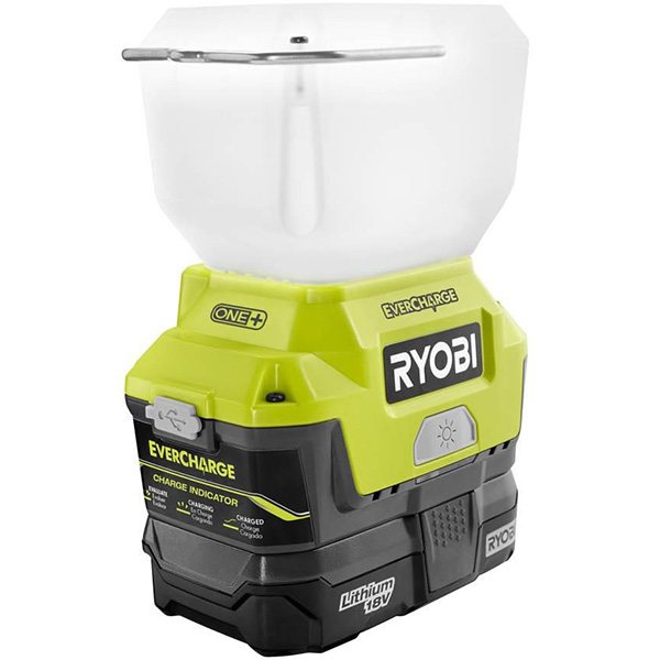 Ryobi P784K Evercharge LED Worklight