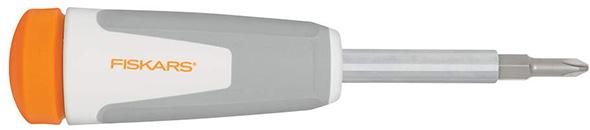Fiskars Multi-Bit Screwdriver