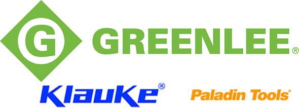 Greenlee Tool Brand Logos