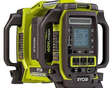 Ryobi RYi1802B5 18V Battery Powered Inverter Generator