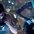 Tony Stark and Nebula from Avengers Endgame Superbowl Trailer