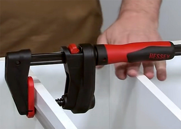 Bessey GearKlamp Clamping Application