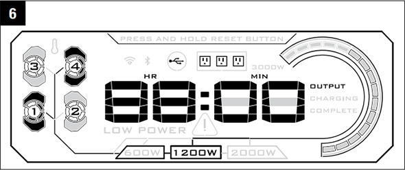 New EGO Nexus Portable Power Station