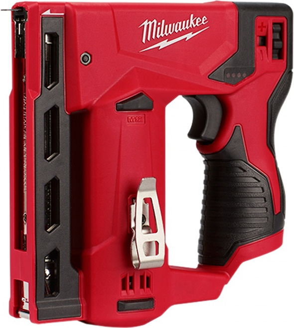 Milwaukee M12 Cordless Stapler