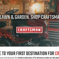 Sears Craftsman Marketing Banner March 2019