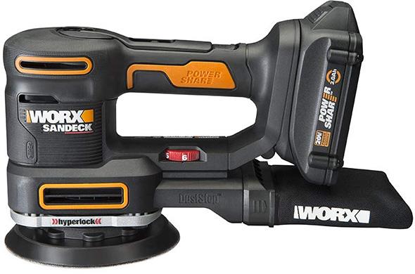 Worx 20V Multi-Sander WX820L