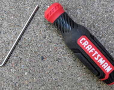 Broken Craftsman Hand Tool
