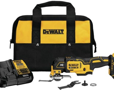 Dewalt DCS355C1 Cordless Oscillating Multi-Tool Kit