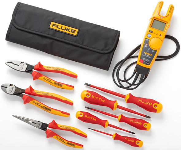 New Fluke Insulated Hand Tools