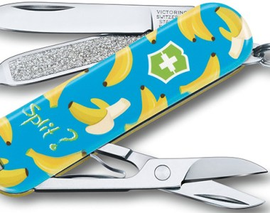 Victorinox Swiss Army SD Classic Knife Bananas