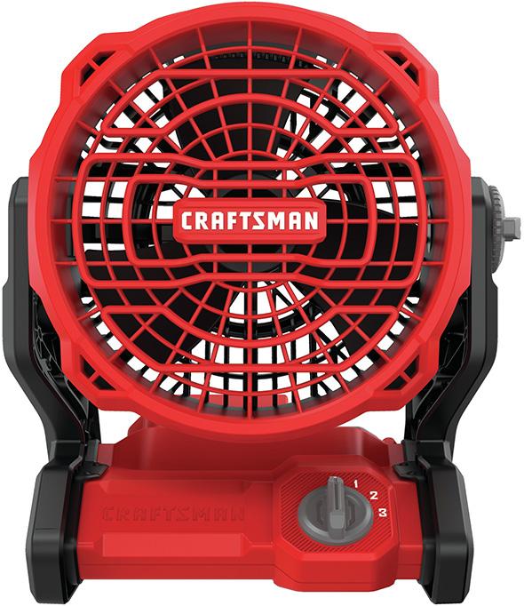 Craftsman CMCE001B Cordless Fan V20