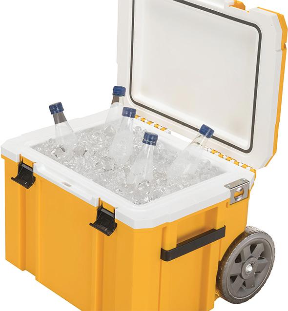 Dewalt TStak Mobile Cooler DWST17824 Open Lid