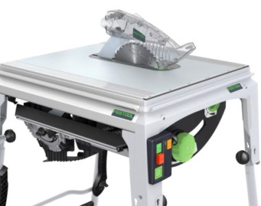 Festool Tablesaw - More details