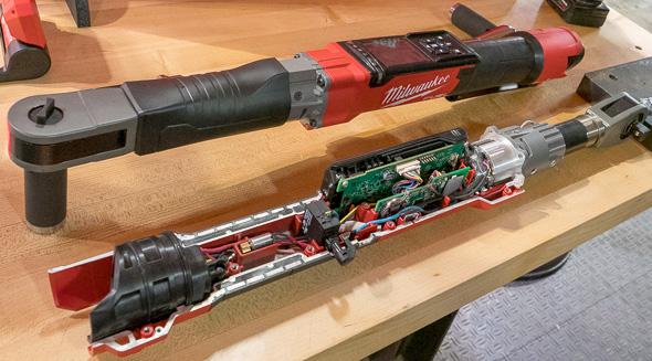 Milwaukee M12 Torque Wrench