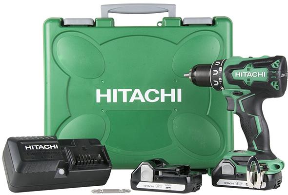 Metabo HPT DS18DBFL2 Brushless Drill Driver 2-Battery Kit