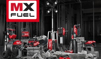 Milwaukee MX Fuel 2020 Cordless Power Equipment