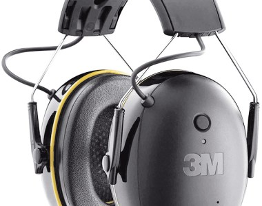 3M Bluetooth Hearing Protectors