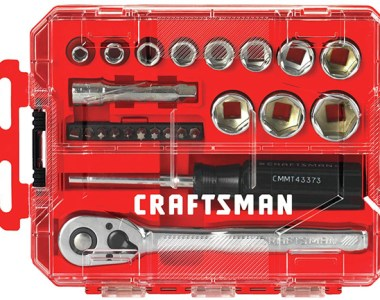 Craftsman Nano Socket Set Mechanics Tools