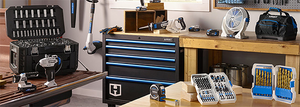 Hart Tool Collection Launch Hero Image