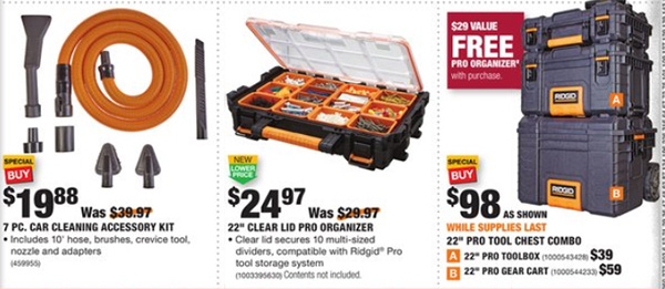 Home Depot Black Friday 2019 Official Tool Deals Page 9